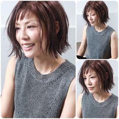 【HAIR】イマムラ スナオさんのヘアスタイルスナップ(ID:213012)