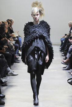 Junya Watanabe | Fall 2011 Ready-to-Wear Collection | Style.com
