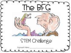 The BFG by Roald Dahl - STEM Challenge                                                                                                                                                     More