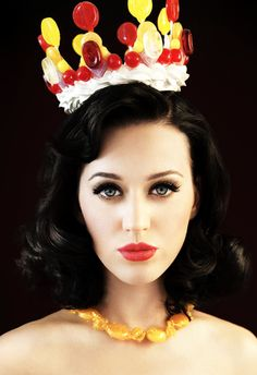 Katy Perry by Will Cotton - Teenage Dream photoshoot