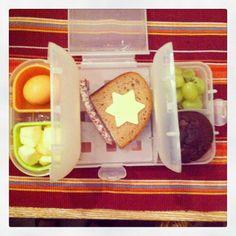 Frühstück für Hungrige im Bento Style.