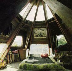 i´ll make a punk yurt