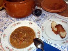Receta   Sopa goulash , hungrÍa - canalcocina.es