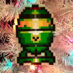 FallOut 4 Mini Nuke 8-bit Pixel Christmas ornament. by adamcrockett on Etsy https://www.etsy.com/listing/259362561/fallout-4-mini-nuke-8-bit-pixel