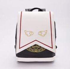 Anime Magic School Bag Backpack