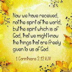 Leef je geloof: 1 Cor 2: De Geest leert ons Christus kennen