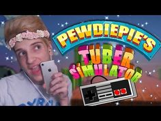 QUEEN OF YOUTUBE GRILLS! Pewdiepie's Tuber Simulator! - YouTube