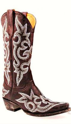 COWGIRL CLAD COMPANY http://cowgirlclad.com #cowgirlclad #niceboots 417-350-1717