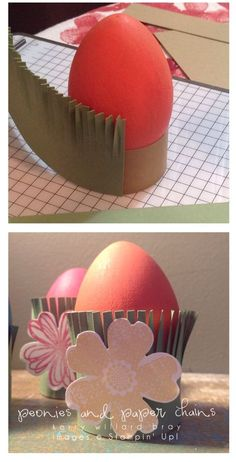 Easter Egg Holders - Kerry Willard-Bray