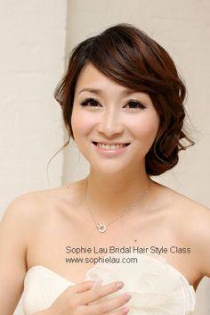 Sophie Lau Makeup and Hair Lesson