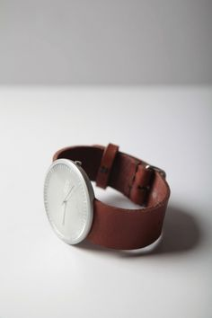 W1 Watch by Ian Walton & Marcel Twohig for NTN
