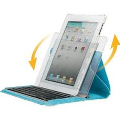 Ipad case with KEYBOARD!