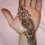 Henna Designs For Beginners for Eid