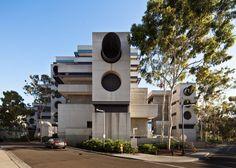 UCSD: A Built History of Modernism,Jacobs School of Engineering © Darren Bradley