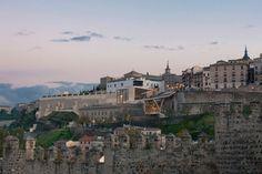 """Rafael Moneo    Centro de Congresos """"El Greco"""" (Toledo, España)"""