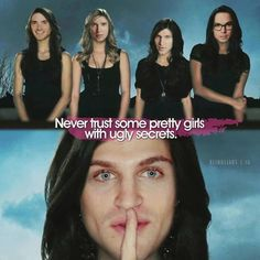Find images and videos about christmas, pretty little liars and pll on We Heart It - the app to get lost in what you love. Frases Pretty Little Liars, Prety Little Liars, Seinfeld, Clone Wars, Teen Wolf, Freelee The Banana Girl, Pll Logic, Pll Memes, Pll Quotes