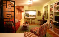 Real Life Small Space Solutions From Studio House Tours The Best of 2010 | Apartment Therapy