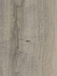 PVC vloer ComfyClick Sawn oak grey 79312. PVC laminaat vloer voorzien van een IRE embossing. (d.w.z. de voelbare structuur van de plank komt exact overeen met het dessin van de plank) Nauwelijk van echt hout te onderscheiden!