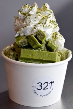 Is this the ice cream of the future? www.sta.cr/2p6u5 #icecream #brooklyn #-321degrees