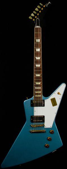 Gibson Explorer - Pelham Blue
