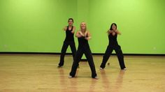 "ReFit Dance Fitness ""Chocolate"" Cardio Workout! (I am so learning this)!!!(:(:"