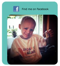 Aydan's Army - Fight Leukemia Aydan's family received devastating news this past week.  Please pray for a miracle for Aydan and his family.