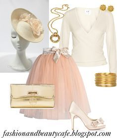 womens high tea outfit - Google Search