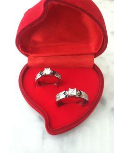 cincin perak couple