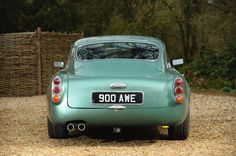 This is quite a remarkable Aston Martin although it isn't one of the highly coveted Zagato models it has a history and a styling all it's own. Foto Cars, Aston Martin Db4, Drag Racing, Classic Cars, Real Women, Dear Sugar, Curvy, Sports, Sheet Metal