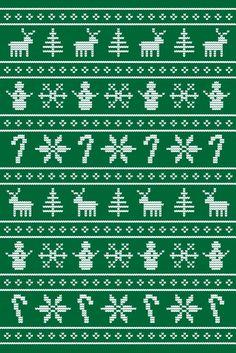 43 Ideas Wallpaper Phone Christmas Pattern Xmas For 2019 Couple Christmas, Christmas Cross, Christmas Paper, Xmas Cross Stitch, Cross Stitch Embroidery, Cross Stitch Patterns, Cool Backgrounds For Iphone, Illustration Noel, Stocking Pattern