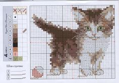 Fotografia na stene spoločenstva – fotografií Cross Stitch Owl, Cat Cross Stitches, Small Cross Stitch, Cross Stitch Needles, Cross Stitch Cards, Beaded Cross Stitch, Crochet Cross, Cross Stitch Animals, Cross Stitch Kits