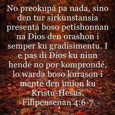 Filipensenan 4:6-7