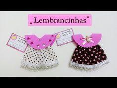 Faça Você Mesma Lembrancinha Chá de Bebê ou Maternidade / Carla Oliveira - YouTube