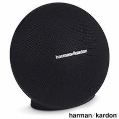 Caixa de Som Bluetooth Harman Kardon com Potencia de 16 W Onix Mini Preta << R$ 39844 >>