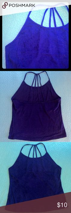 Active USA Crop Top Active USA Crop Top. Had a silky, velour texture. Brand new, no tags. Size M, would also fit a S! Active USA Tops Crop Tops