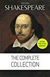 Free Kindle Book -   William Shakespeare: The Complete Collection  (Hamlet + The Merchant of Venice + A Midsummer Night's Dream + Romeo and ... Lear + Macbeth + Othello and many more!)