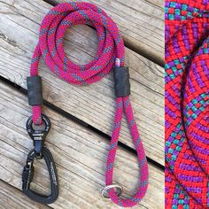 Ultimate Climbing Rope Dog Leash. MyDogsCool.com