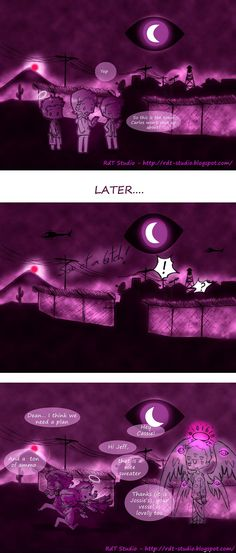 Welcome to (Super) Night Vale by HeroesDaughter.deviantart.com on @deviantART<<< Oh my gosh Cas.<<< WHY HAVE SO MANY PEOPLE PINNED THIS!? I won't deny that it's awesome but there are other pins on this board, people!