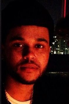 The Weeknd's cute face ✗♥O