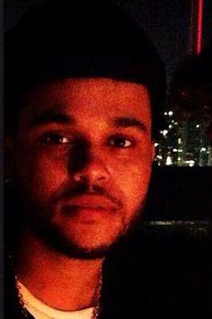 The Weeknd's cute face ✗♥O