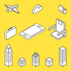 Vida Vueling Infographics on Behance