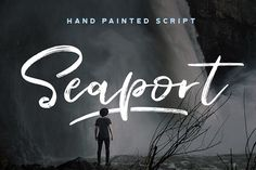 Seaport - A Hand Pai
