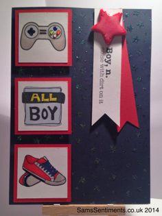 May 2014 Sam's Sentiments: Simon Says Stamp - May Card Kit