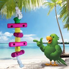 Paco's Lot's 'O Logs PA9714 $5.45 use Coupon Code PA9714  http://birdcages4less.com/page/B/PROD/Pacos-Playhouse/PA9714