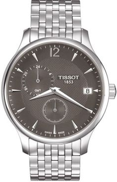 T063.639.11.067.00, T0636391106700, Tissot tradition gmt watch, mens