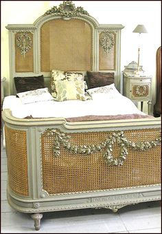 Wonderful French Bed