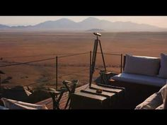 Sonop Namibia | Luxurious tented camp Great Hotel, Wind Turbine, Camping, Luxury, Hotels, World, Places, Travel, Interiors