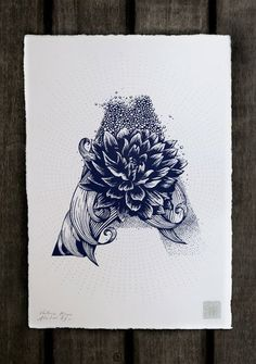 Based in Paris, Valérie Hugo is a talented illustrator and artist whose work has been displayed in various galleries worldwide. She also works as a graphic