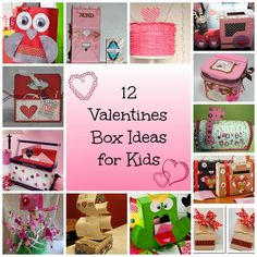 It's a Princess Thing: 12 Valentine Box Ideas for Kids