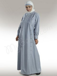 Abeerah Abaya! Style No: Ay-190 Shopping Link : http://www.mybatua.com/abeerah-abaya Available Sizes XS to 7XL (size chart: http://www.mybatua.com/size-chart/#ABAYA/JILBAB)